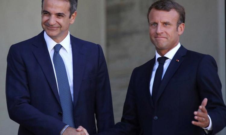 Γαλλία, ΗΠΑ και Ισραήλ στο πλευρό της Ελλάδας