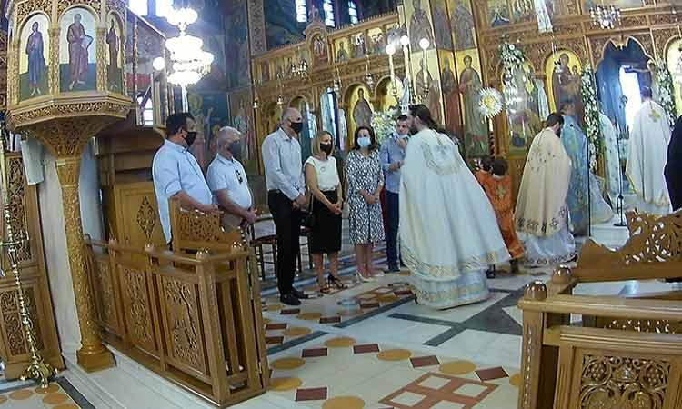 Στρ. Σαραούδας: Ξεχωριστή ημέρα για την Ορθοδοξία και τον τόπο μας η εορτή της Μεταμόρφωσης του Σωτήρος