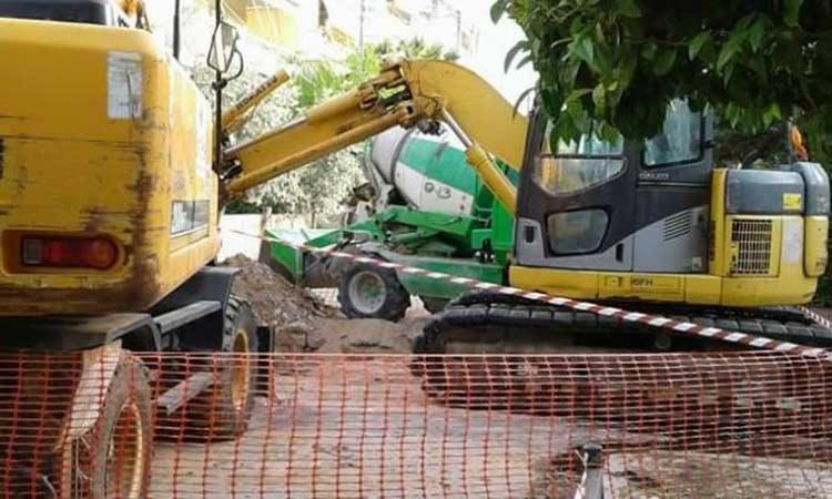 Δήμος Χαλανδρίου: Προχωρά το έργο αγωγών ομβρίων 4,7 χλμ. στο Πολύδροσο