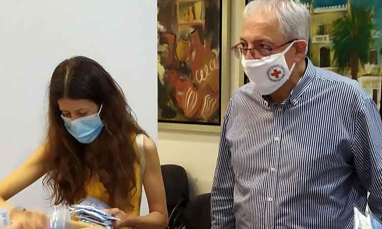 Παρελήφθησαν από τον Δήμο Αμαρουσίου οι μάσκες από την ΚΕΔΕ