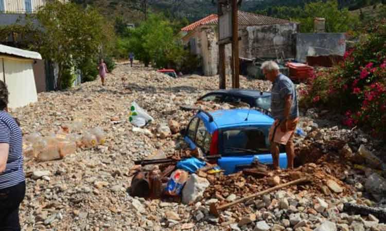 Συγκέντρωση ανθρωπιστικής βοήθειας για τους πληγέντες της Κεφαλονιάς στον Δήμο Βριλησσίων