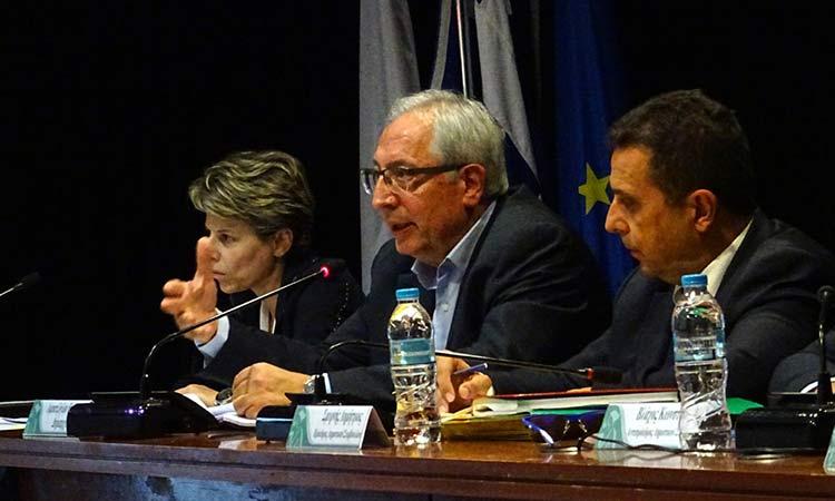 Θ. Αμπατζόγλου: Δεν έχει τελειώσει η υπόθεση με τη μετεγκατάσταση του Καζίνο της Πάρνηθας στο Μαρούσι