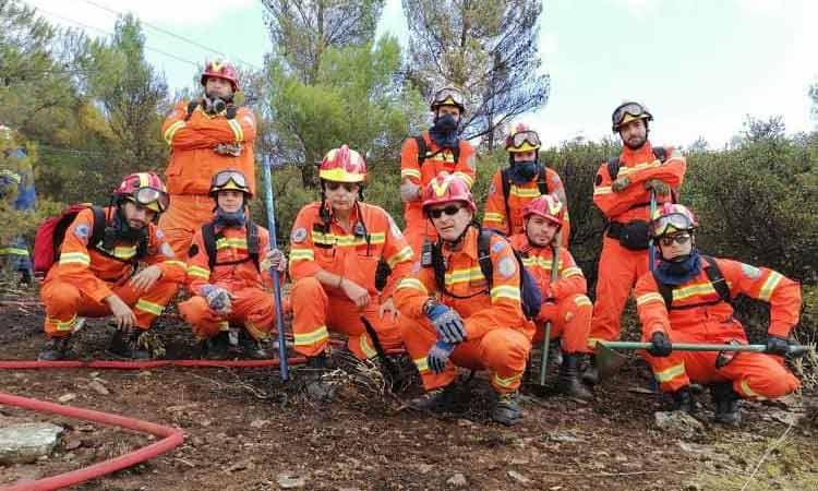 Δήμος Παπάγου-Χολαργού: Άμεση και αποτελεσματική η επέμβαση στην πυρκαγιά της 21ης Σεπτεμβρίου στον Υμηττό