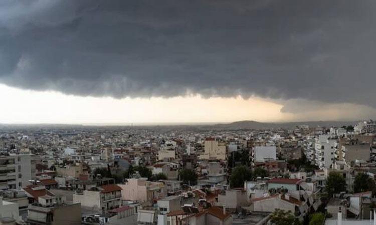 Προετοιμασία του Δήμου Ηρακλείου Αττικής για την έλευση της κακοκαιρίας «Ιανός»