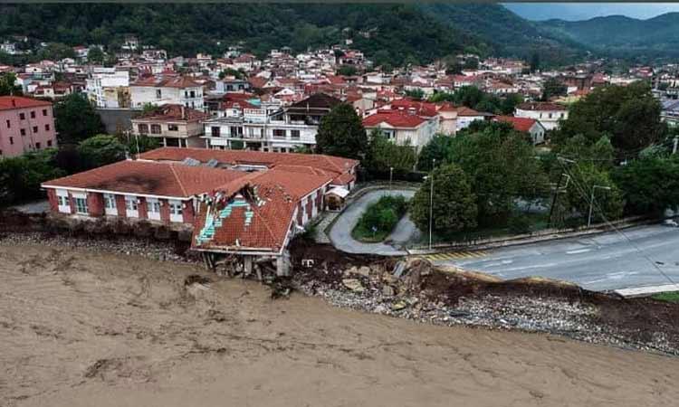 Συγκέντρωση ανθρωπιστικής βοήθειας για τους πληγέντες της Καρδίτσας από τη Νίκη των Πολιτών Αγίας Παρασκευής