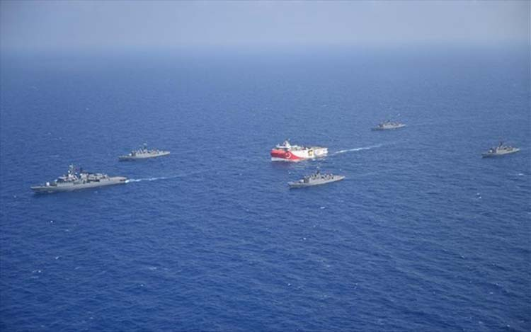 Πυκνώνουν οι διπλωματικές προσπάθειες για την Ανατ. Μεσόγειο
