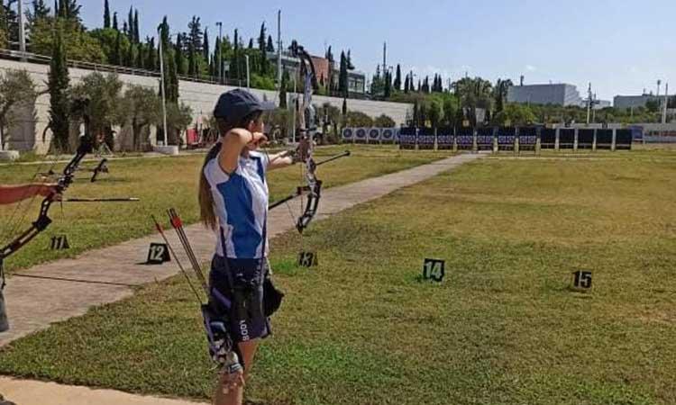 Σάρωσαν οι νέοι του ΓΑΣ Χολαργού στο Πανελλήνιο Πρωτάθλημα Ανοιχτού Χώρου Τοξοβολίας