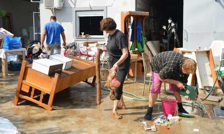 Είδη για τους πλημμυροπαθείς συγκεντρώνει ο Δήμος Αγίας Παρασκευής