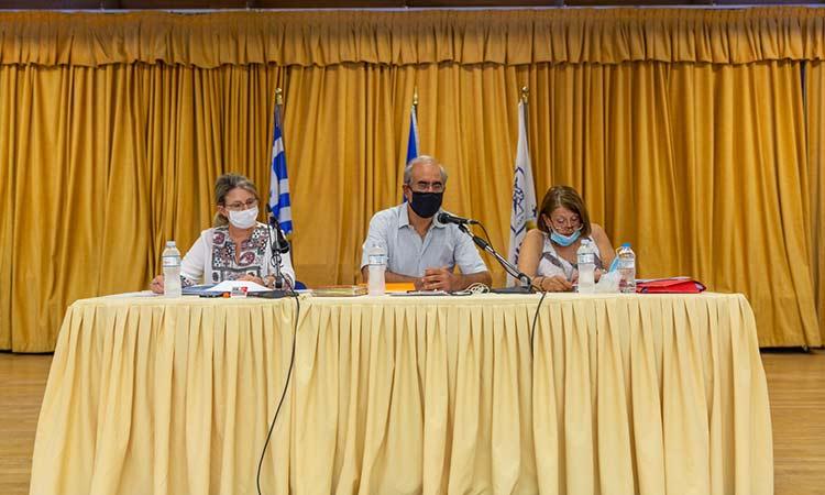 Πραγματοποιήθηκε η διαβουλευτική συνάντηση για την προετοιμασία του προϋπολογισμού και του Τεχνικού Προγράμματος στον Δήμο Κηφισιάς