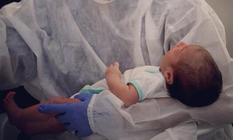 Βρεφικά είδη για τα μωρά των πληγέντων της Μυτιλήνης συγκεντρώνει ο ΟΚΠΑΔΒ