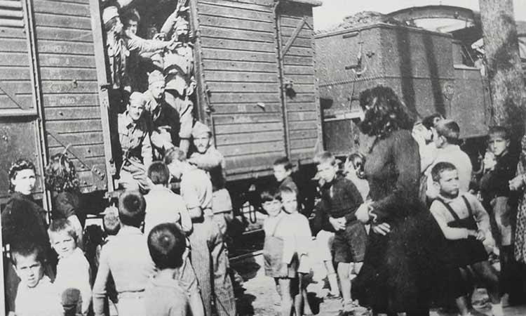 Απόσπασμα της έκδοσης «Δεκαετία του '40 και οι Χαλανδραίοι» δίνει στη δημοσιότητα ο Δήμος Χαλανδρίου