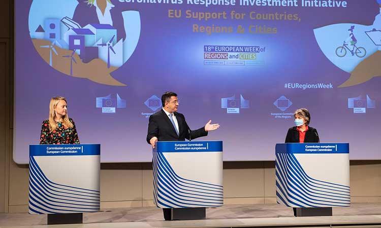 Η πολιτική και οι πόροι συνοχής στo επίκεντρο της Ευρωπαϊκής Εβδομάδας των Περιφερειών και των Δήμων