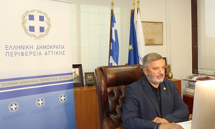 Διαδικτυακό «παρών» Γ. Πατούλη στην τελετή απόδοσης του Ιπποκράτειου Όρκου από τους πρωτεύσαντες των Ιατρικών Σχολών Ελλάδας και Κύπρου