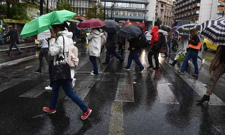 Καιρός – Επιστρέφει το φθινόπωρο: Έρχονται βροχές και καταιγίδες – Πέφτει η θερμοκρασία