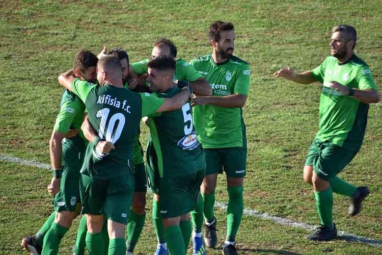Ιδανικό ξεκίνημα για την Κηφισιά στη Γ' Εθνική ποδοσφαίρου