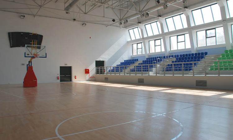 Αντικατάσταση του παρκέ στο Κλειστό Γυμναστήριο Μελισσίων με χρηματοδότηση 210.000 ευρώ