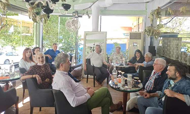 Τι ειπώθηκε στην έκτακτη συνάντηση των στελεχών της παράταξης Λυκόβρυση-Πεύκη 2020