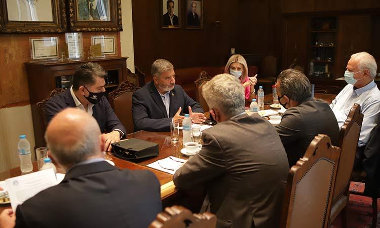 Γ. Πατούλης: Η Περιφέρεια Αττικής στηρίζει έμπρακτα τη μικρομεσαία επιχειρηματικότητα στην περίοδο της πανδημίας