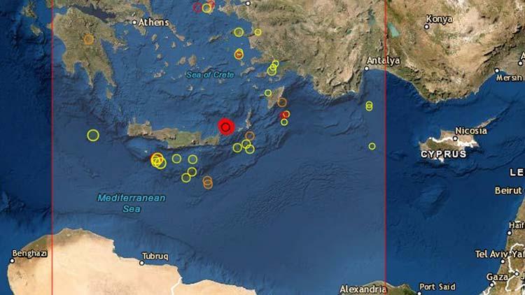 Νέα σεισμική δόνηση 5,2 Ρίχτερ στην Κρήτη – Τι λέει ο σεισμολόγος Γερ. Χουλιάρας