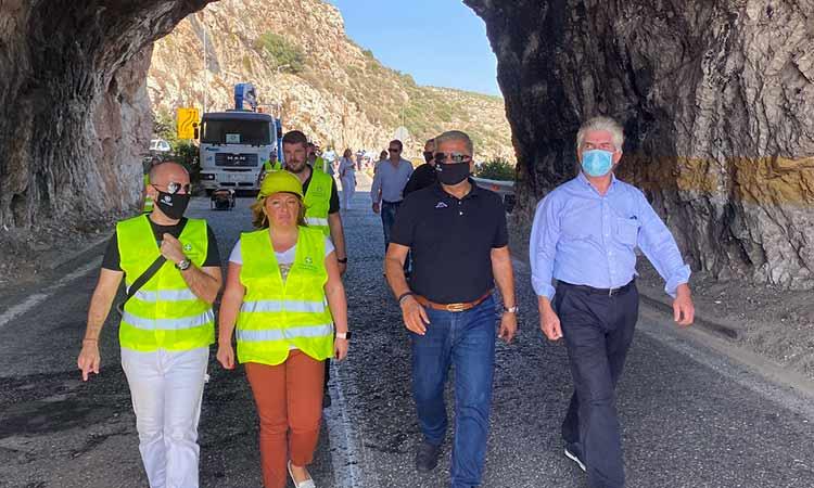 Σε εφαρμογή οι νέες κυκλοφοριακές ρυθμίσεις στη Λεωφόρο Αθηνών – Σουνίου