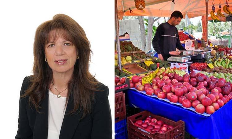 Άν. Μπούσουλα: Η λαϊκή αγορά στη Ν. Πεντέλη θα συμβαδίζει πλέον με τις απαιτήσεις μίας σύγχρονης πόλης