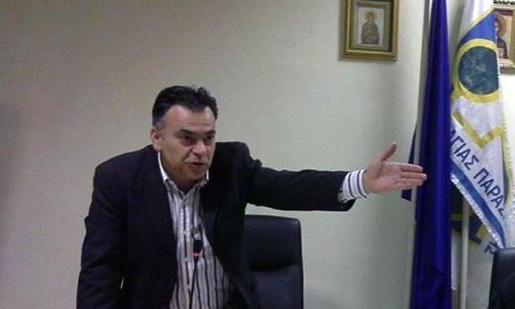 Φ. Αλεξόπουλος: Δήμαρχος Αγίας Παρασκευής «à la carte»
