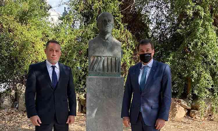 Ο στοχαστής και φιλόσοφος Χρ. Μαλεβίτσης δίνει το όνομά του στο ΓΕΛ Φιλοθέης