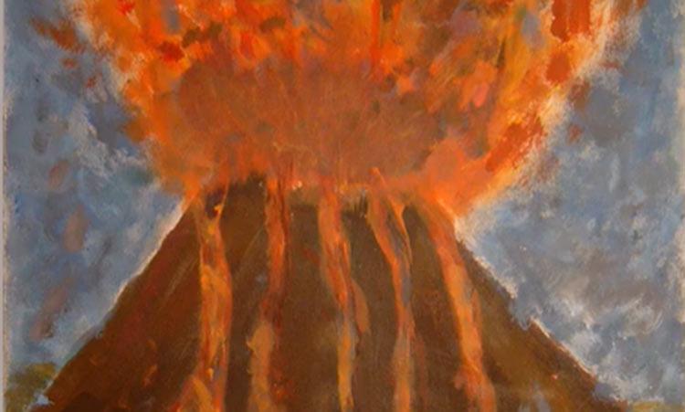 «Ηφαίστεια» με πινέλα δημιουργούν τα παιδιά στον Δήμο Κηφισιάς