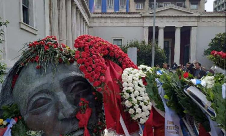 Ο ΣΥΠΑ χαιρετίζει τη συμμετοχή συνδικάτων και συνδικαλιστών στους εορτασμούς του  Πολυτεχνείου