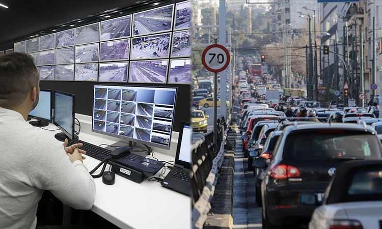 Αυξημένη η κυκλοφορία των οχημάτων τη Μ. Εβδομάδα του 2021 στην Αττική – Ποιες λεωφόροι «χτύπησαν κόκκινο»