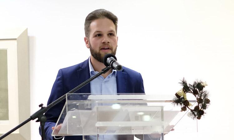 «Αποχή» από την ψηφοφορία συγκεκριμένων θεμάτων του Κ.Σ. Λυκόβρυσης δηλώνει ο Γ. Κοκκινάς