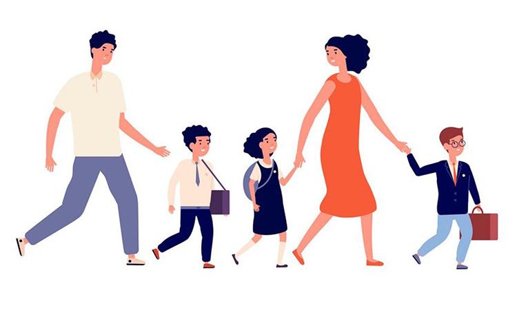 Σχολή Γονέων για παιδιά 6-12 ετών διαδικτυακά από τον Δήμο Πεντέλης
