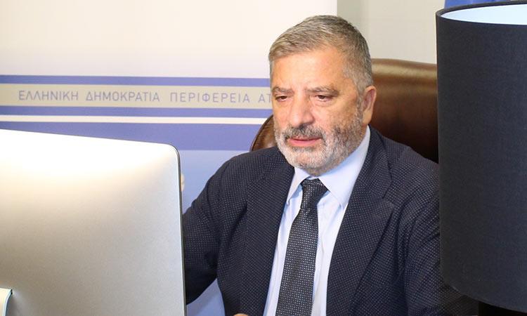Συνεδριάζει την Τετάρτη 9 Δεκεμβρίου το Περιφερειακό Συμβούλιο Αττικής