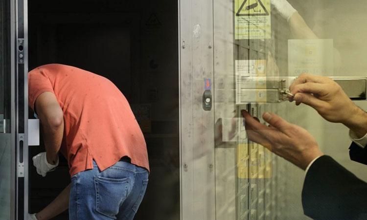 Ριφιφί σε θυρίδες τράπεζας του Νέου Ψυχικού