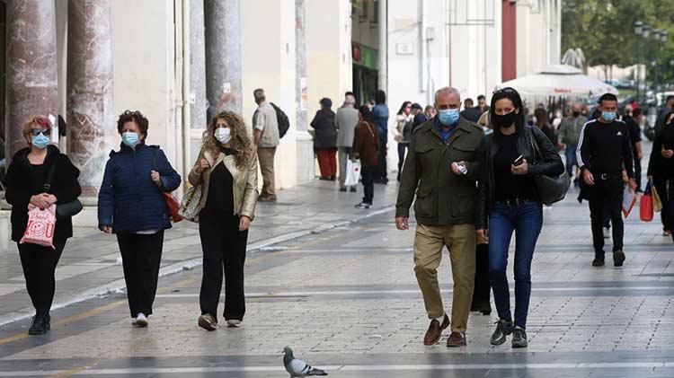 Κορωνοϊός-Θεσσαλονίκη: Πιο κοντά το ολικό lockdown μετά τα 1.288 κρούσματα σε 48 ώρες