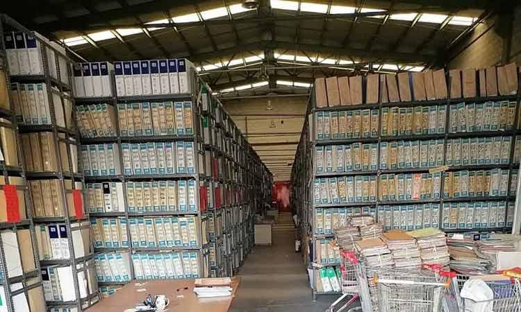 Νομοθετική ρύθμιση για εκκαθάριση και καταστροφή αρχείων που «πνίγουν» τις υπηρεσίες Μεταφορών ζητά ο Γ. Πατούλης