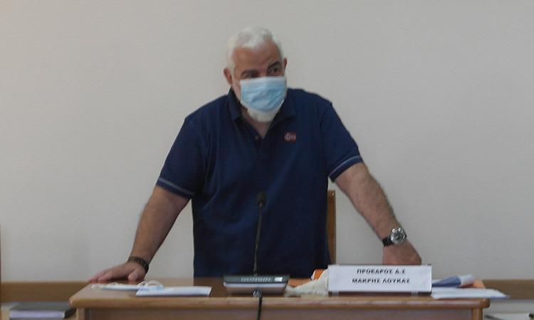 Νέοι Άνθρωποι – Νέα Αρχή: Έπεσε η… μάσκα του κ. Μακρή σε ό,τι αφορά τις διά περιφοράς συνεδριάσεις