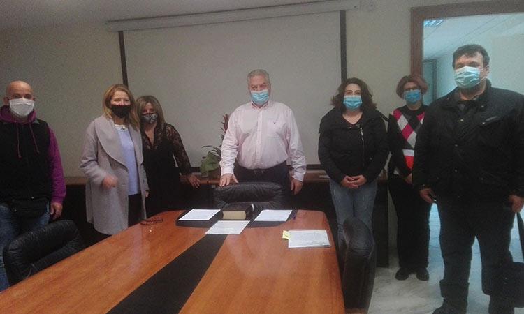 Με τρεις νέους μόνιμους εργαζόμενους ενισχύονται οι υπηρεσίες του Δήμου Αμαρουσίου