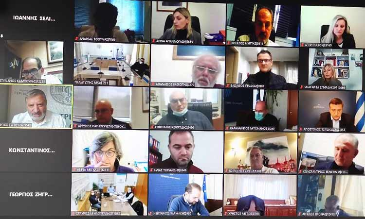 Συντονίζουν τη δράση τους κατά της Covid-19 οι Περιφέρειες της χώρας