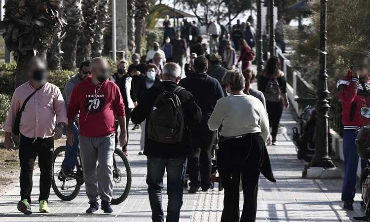 Κορωνοϊός: «Καμπανάκι» Σύψα για την Αττική – Φοβόμαστε «έκρηξη» κρουσμάτων Ιανουάριο και Φεβρουάριο
