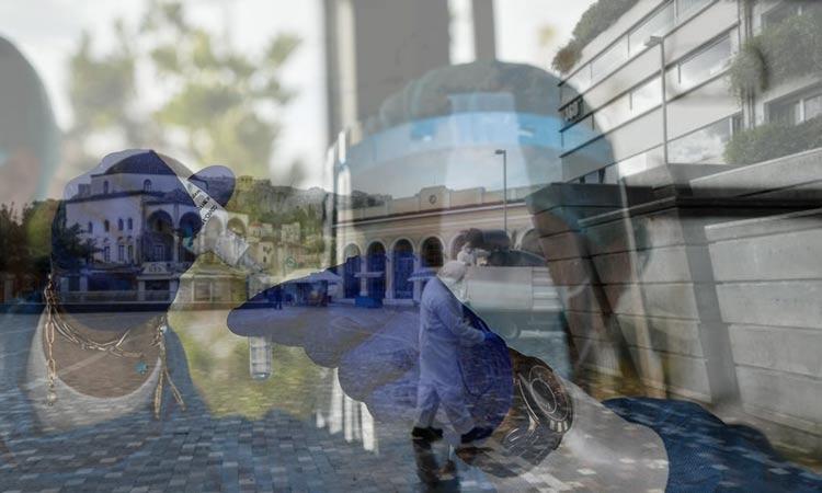 Σταθερή πρώτη στα νέα κρούσματα κορωνοϊού η Αττική – 607 νέες μολύνσεις την Κυριακή 28/3