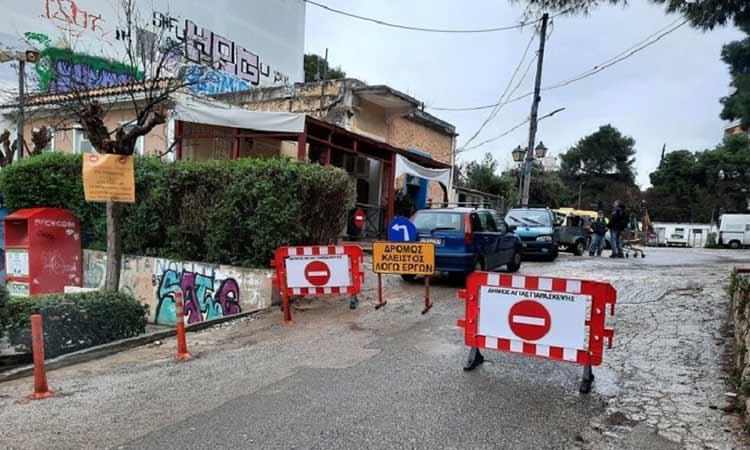 Κλειστό το δημοτικό πάρκινγκ λόγω έναρξης εργασιών για την ανέγερση του νέου δημαρχείου Αγ. Παρασκευής