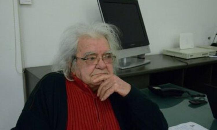Θλίψη στον Δήμο Χαλανδρίου για τον θάνατο του διακεκριμένου γλύπτη Διονύση Γερολυμάτου