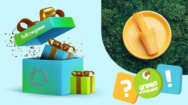 Δήμος Βριλησσίων: «Πράσινες Αποστολές – Green Missions» – Μαθαίνουμε να ανακυκλώνουμε σωστά & Κερδίζουμε δώρα!