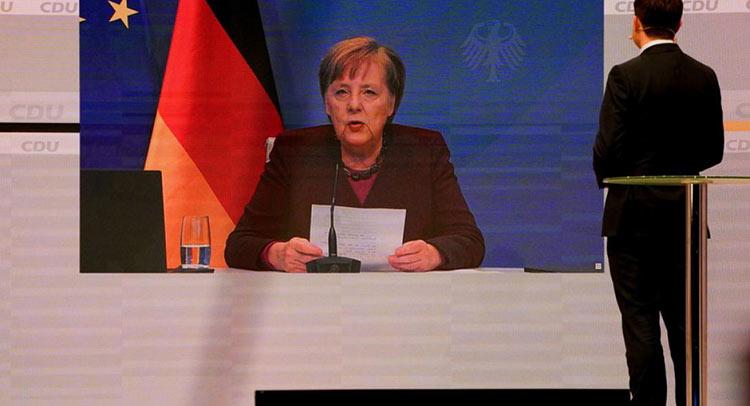 Τέλος εποχής για Μέρκελ: Συγκίνηση στην τελευταία ομιλία στο συνέδριο του CDU – Ποιος τη «διαδέχεται»