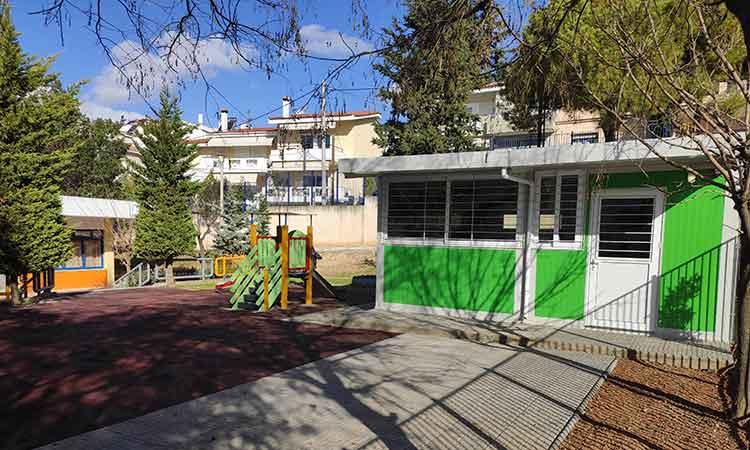 Έτοιμες να υποδεχθούν τους μαθητές οι σχολικές μονάδες του Δήμου Ηρακλείου Αττικής