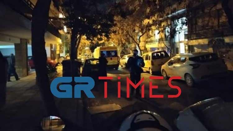 Θεσσαλονίκη: Νεκρή 55χρονη που έπεσε από τον δεύτερο όροφο πολυκατοικίας