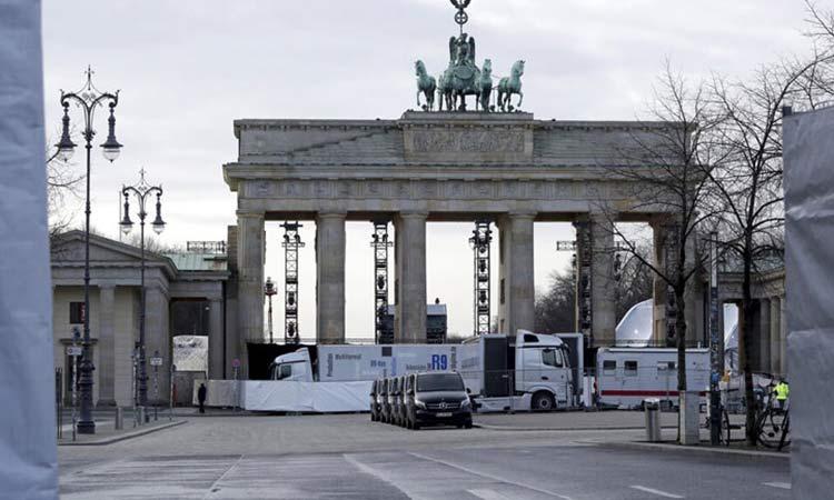 Γερμανία: Ενισχύεται η ασφάλεια στο κοινοβούλιο μετά την εισβολή στο Καπιτώλιο