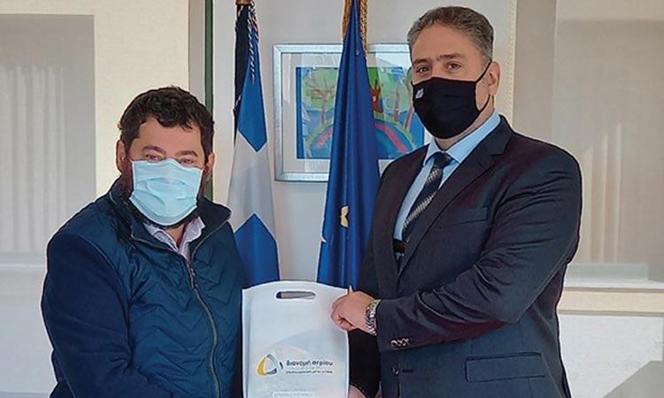Η Εταιρεία Διανομής Αερίου Αττικής στηρίζει τους μαθητές του Δήμου Λυκόβρυσης-Πεύκης