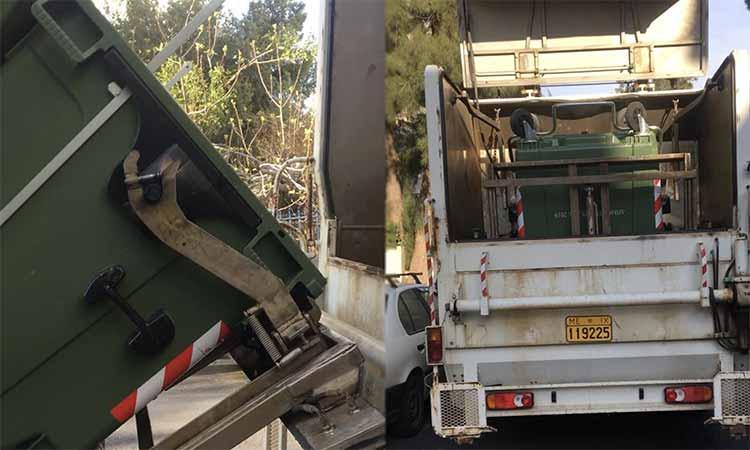 Πεντέλη: Με διπλές βάρδιες η αποκομιδή απορριμμάτων – Συνεχίζεται η απομάκρυνση των σπασμένων δένδρων
